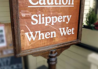 slippery-when-wet-standing-sign