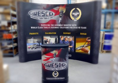 wesco-tradeshow-display
